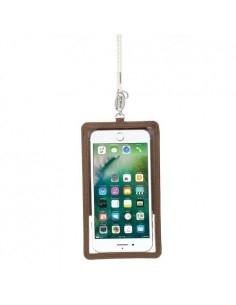 ROAR ablakos telefontok 4.7 colos készülékekhez - BARNA