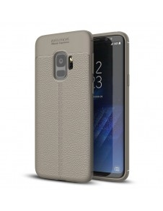 IVSO TPU rugalmas tok Samsung Galaxy S9 készülékhez - SZÜRKE