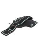 Karra csatolható rugalmas anyagú telefontok sportoláshoz - 7,5*14 cm - PINK