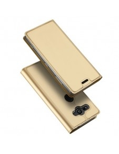 DUX DUCIS telefontok Sony Xperia XZ2 Compact készülékhez - ARANY