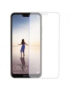 Kijelzővédő karcálló edzett üveg Huawei P20 Lite típusú telefonhoz