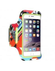 FLOVEME karra csatolható telefontok futáshoz - 7,5*15,5 cm - ZÖLD