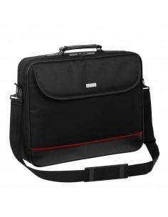 Modecom MARK 17 colos nylon notebook oldaltáska fekete