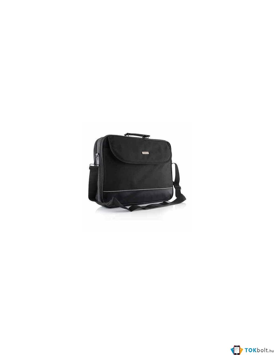 3d5e6c3e3084 Modecom MARK 2 17 notebook oldaltáska fekete
