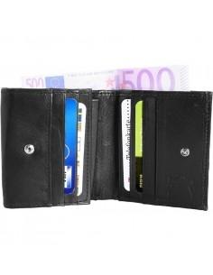 Monopol félbehajtott valódi bőr pénztárca - 495030010197