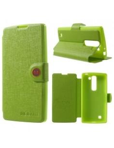 MLT zöld oldalra nyíló tok LG G4c / LG G4 mini készülékhez
