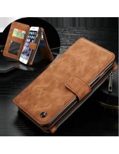 CaseMe notesztok iPhone 6 / 6s telefonhoz - BARNA