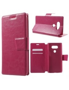 Pink színű notesz tok LG G5 telefonhoz