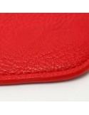Piros színű telefontok - 7 x 14 cm