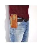 Övre fűzhető telefontok - BARNA-KEKI