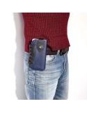 Övre fűzhető telefontok - SÖTÉTKÉK-FEKETE