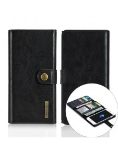 DG. MING notesztok iPhone 7 PLUS telefonhoz - FEKETE
