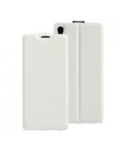 Flip fehér tok Sony Xperia XA Ultra telefonhoz