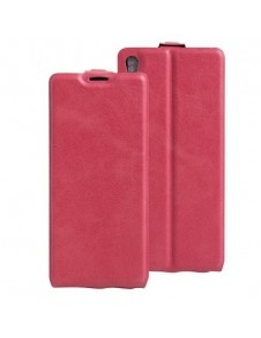 Flip pink tok Sony Xperia XA Ultra telefonhoz