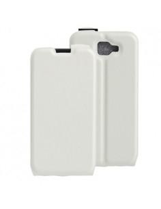 Flip fehér tok LG K3 telefonhoz