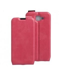 Flip pink tok LG K3 telefonhoz