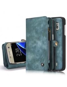 CaseMe notesztok Samsung Galaxy S7 EDGE telefonhoz - KÉK