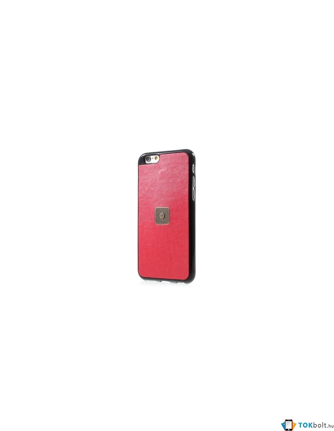 f0ef057742 SMINK kettő az egyben tükrös telefontok iPhone 6 Plus / 6s Plus telefonhoz  - PINK