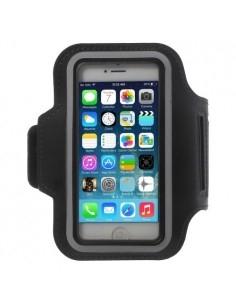 Karra csatolható rugalmas anyagú telefontok sportoláshoz - FEKETE