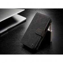 CaseMe notesztok Samsung Galaxy S8 telefonhoz - FEKETE