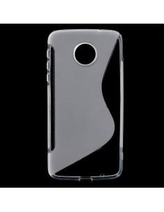 S-Line rugalmas tok Motorola Moto Z telefonhoz - ÁTTESZŐ