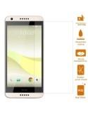 Kijelzővédő karcálló edzett üveg HTC Desire 650 típusú telefonhoz