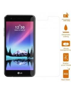 Kijelzővédő karcálló edzett üveg LG K4 (2017) típusú telefonhoz