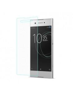 Kijelzővédő karcálló edzett üveg Sony Xperia XA1 típusú telefonhoz