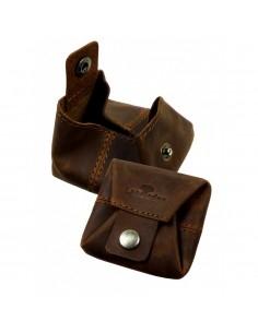 Valódi bőr mini pénztárca - Landleder - 1028