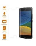 Kijelzővédő karcálló edzett üveg Motorola Moto G5 típusú telefonhoz