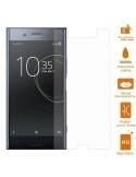 Kijelzővédő karcálló edzett üveg Sony Xperia XZ Premium típusú telefonhoz