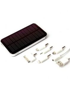 PowerNeed 2700mAh powerbank + napelemes töltő