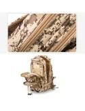 INDEPMAN túra hátizsák 43 x 26 x 23 cm - TEREPMINTÁS