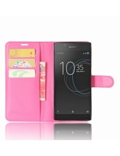 Notesz tok Sony Xperia L1 telefonhoz - PINK
