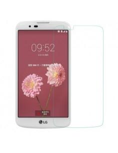 Kijelzővédő karcálló edzett üveg LG K10 (2017) típusú telefonhoz