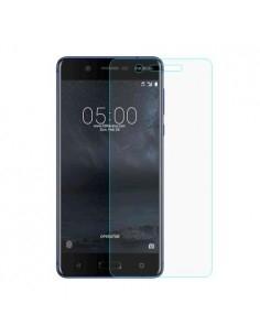 Kijelzővédő karcálló edzett üveg Nokia 5 típusú telefonhoz