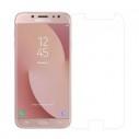 Kijelzővédő karcálló edzett üveg Samsung Galaxy J7 (2017) típusú telefonhoz