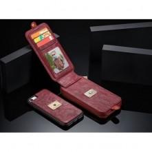 CASEME telefontok Apple iPhone 7 / iPhone 8 telefonhoz - PIROS