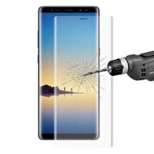 Kijelzővédő karcálló edzett üveg Samsung Galaxy Note 8 típusú telefonhoz