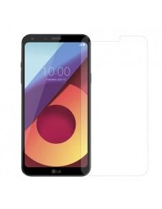 Kijelzővédő karcálló edzett üveg LG Q6 típusú telefonhoz