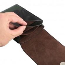 Univerzális övre fűzhető tok maximum 6.3 inches készülékekhez - ZÖLD