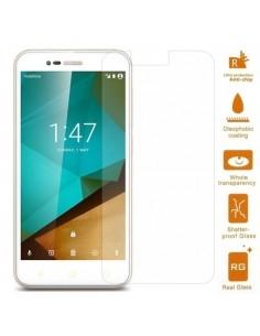 Kijelzővédő karcálló edzett üveg Vodafone Smart Prime 7 típusú telefonhoz