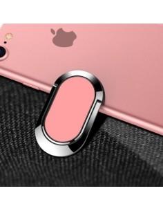 Mágneses 360 fokban forgatható telefon gyűrű - RÓZSASZÍN
