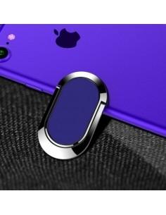 Mágneses 360 fokban forgatható telefon gyűrű - KÉK