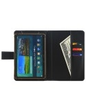 Univerzális tablet tok kivehető mágneses belsővel 9-10 colos készülékekhez - VIRÁGCSOKOR