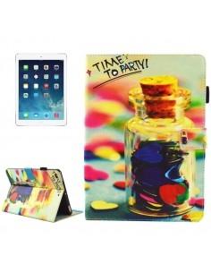Táblagép tok iPad mini 4 / mini 3 / mini 2 / mini colos készülékekhez - TIME TO PARTY