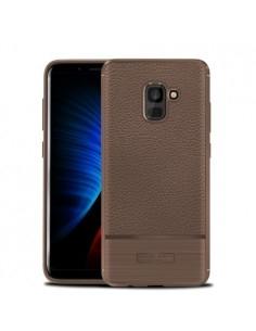 IVSO TPU rugalmas tok Samsung Galaxy A8 (2018) készülékhez - BARNA