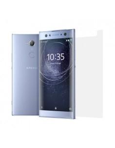 Kijelzővédő karcálló edzett üveg Sony Xperia XA2 típusú telefonhoz