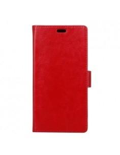 Notesz tok Vodafone Smart N8 telefonhoz - PIROS