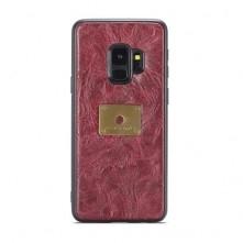 CaseMe notesz telefontok Samsung Galaxy S9 telefonhoz - PIROS
